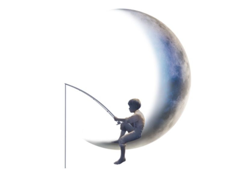 #dreamworks #boyfishingonthemoon #boy #fishing #moon #freetoedit