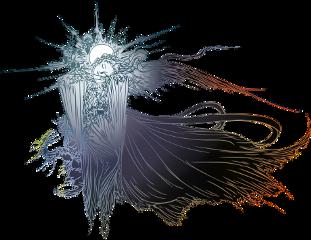 finalfantasy angel sleeping sun moon freetoedit