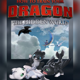 ecintheclouds intheclouds freetoedit dragon howtotrainyourdragon3