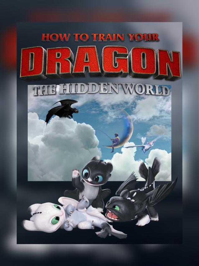 #freetoedit #dragon #howtotrainyourdragon3 #thehiddenworld