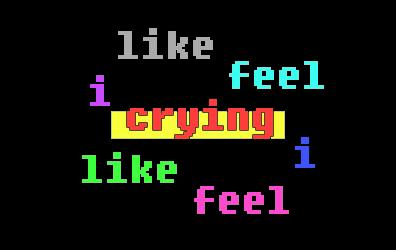 #cyber #cybercore #kidcore #webcore #rainbow #text #quote #aesthetic #retro  #freetoedit