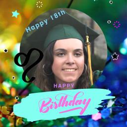 freetoedit itsmybirthday birthdays birthdaygirl birthdaycake