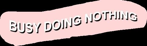 vsco lazy stickers freetoedit
