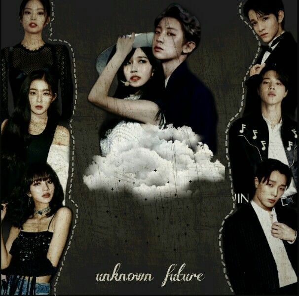 Hello guys, this picture that you see is a picture of the heroes of my novel that I published on wattpad... For the name of the novel  Future unknown which is in Arabic I hope you look at it link in the first comment💓You can copy the link .. and paste it on any program or any conversation and access it easily💕 . مرحبا يا رفاق..هذه الصورة التي ترونها هي صورة لابطال روايتي التي نشرتها على الوات باد  ...اسم الرواية.. المستقبل المجهول.. وهي باللغة العربية اتمنى ان تتطلعوا عليها الرابط في اول تعليق💓يمكنكم نسخ الرابط ..وان تلصقوه على اي برنامج او اي محادثة  والدخول له بسهولة 💓   . . . . . #novel #wattpad #excitement #vampire #kpop #idols #jimin  #jennie #irene #bobby #lisa #samuel #mina #chanyeol