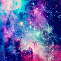 galaxy galaxia galaxygirl wallpaper galaxyhair