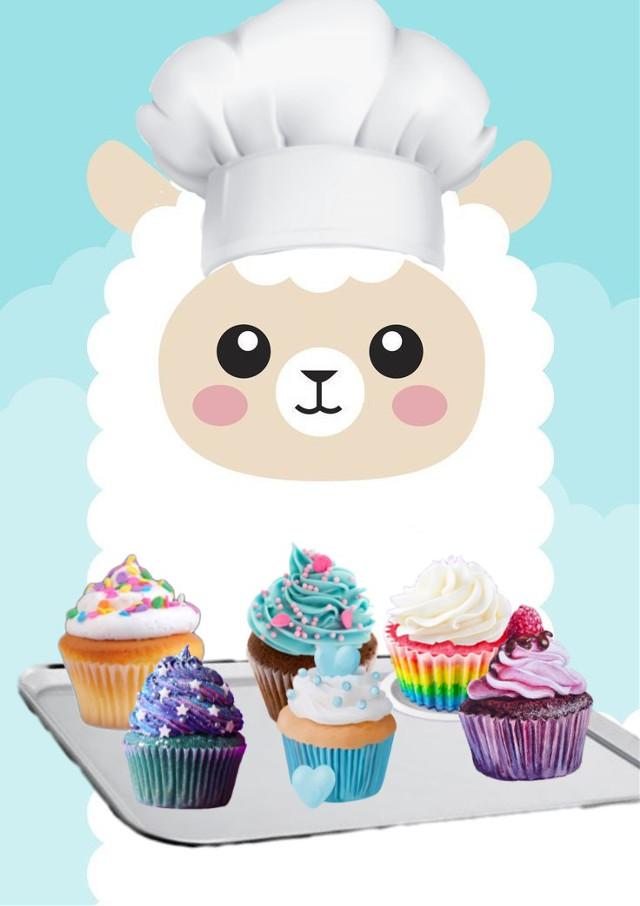 Amo fazer cupcake 🍰