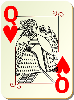 freetoedit card queen queenofhearts hearts