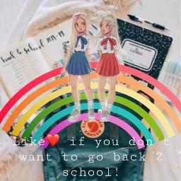 freetoedit back2school trend like