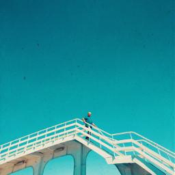 summertime bluesky ferry sunnydays blue