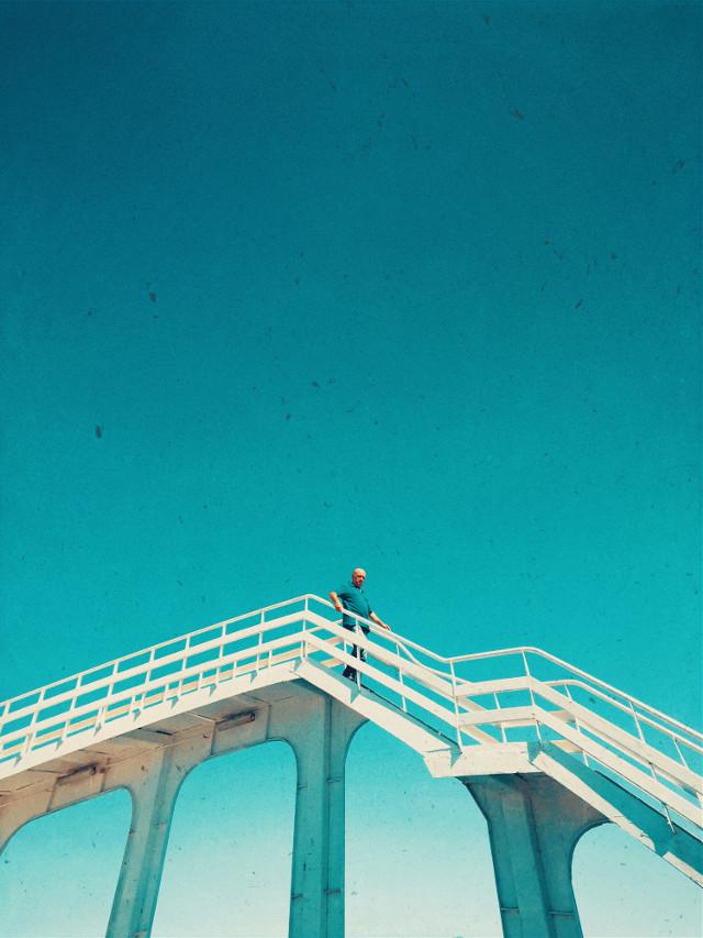 #summertime #bluesky #ferry #sunnydays #blue