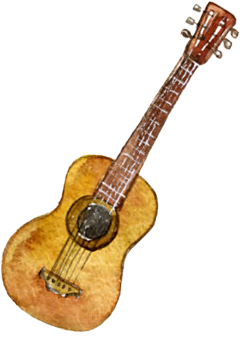freetoedit guitar acoustic gibson png