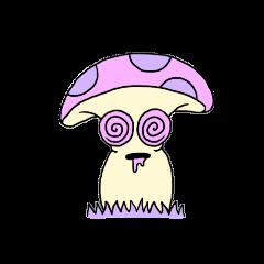 mushroom trip trippy freetoedit
