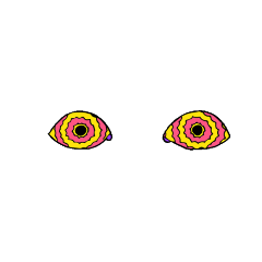 eyes trip trippy freetoedit