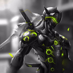 overwatch playoverwatch genji genjioverwatch