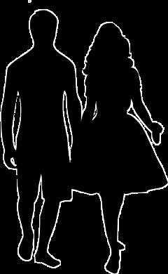 amour couple love noire stickers freetoedit