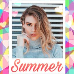 srcretroframe retroframe freetoedit summertime