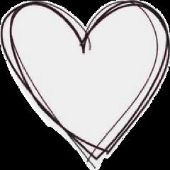 heartsticker heart bts love loveyourself freetoedit