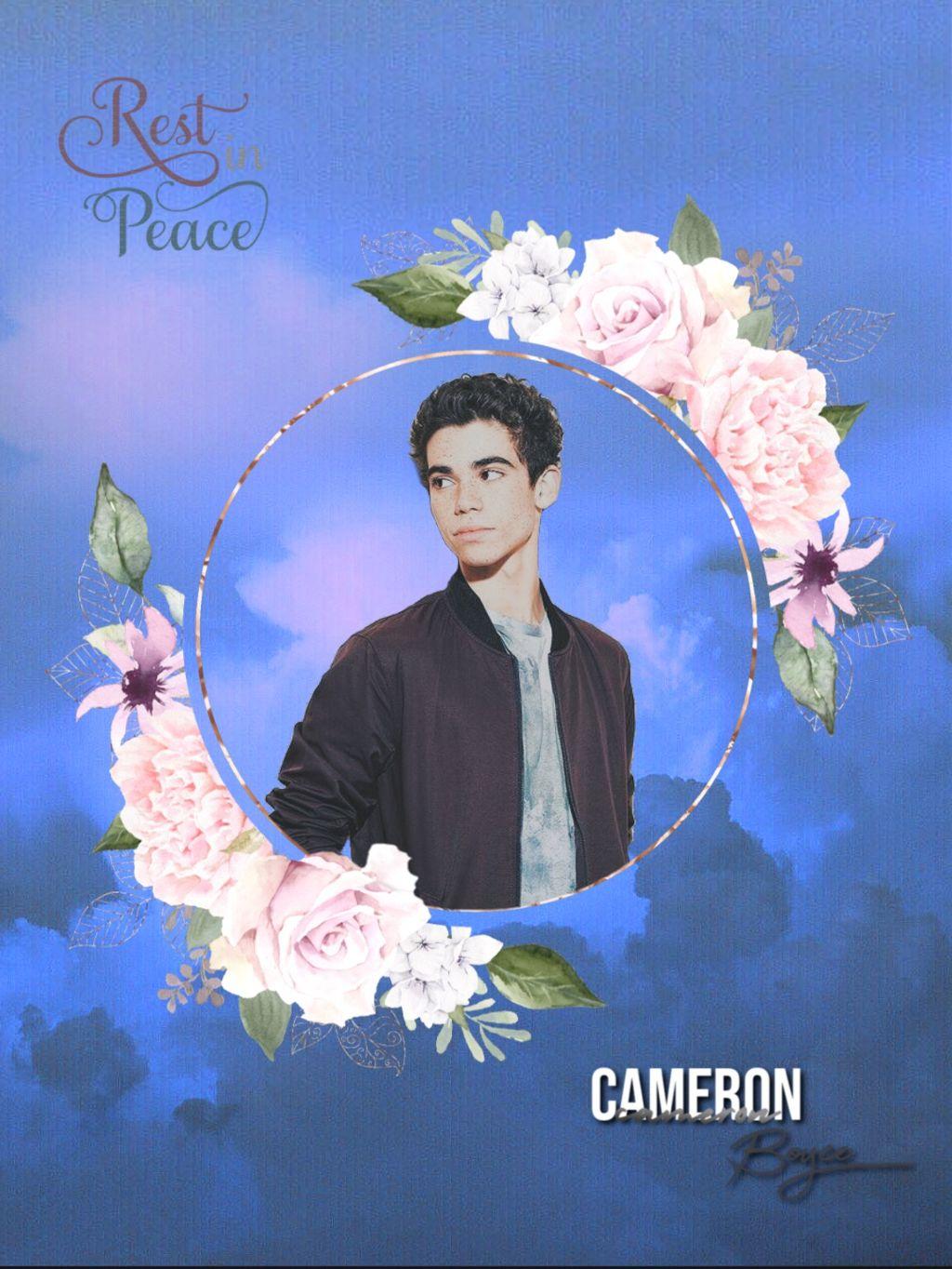 #cameronboyce #cameron #rip #restinpeace #gonebutnotforgotten #notforgotten #freetoedit