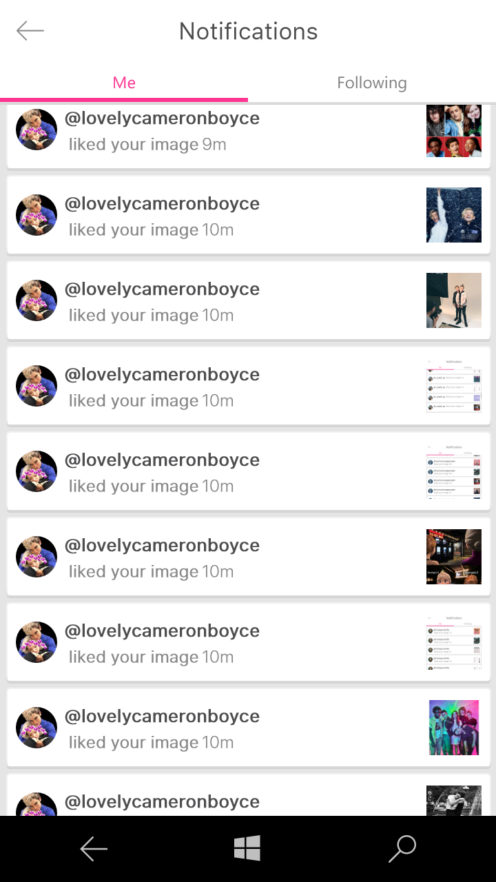 TY @lovelycameronboyce ❤❤❤ #FreeToEdit