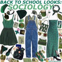 freetoedit school backtoschool sociology