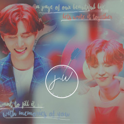 day6 youngk kangyounghyun red blue