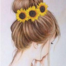 srcsunflowerselfie sunflowerselfie