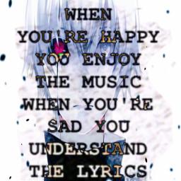 saddness musicislife quotes