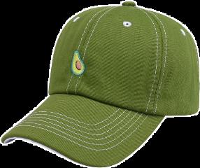 cap avocado freetoedit