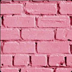 pink bricks freetoedit