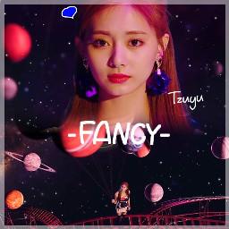 twice twicetzuyu fancy