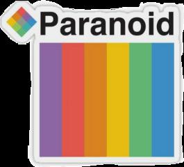 polaroid paranoid meme tumblr vsco freetoedit