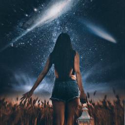 freetoedit remix galaxy universe planets