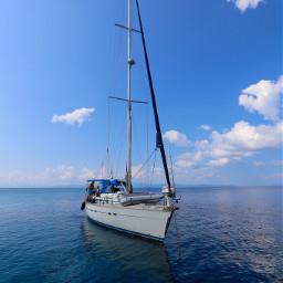 sea yacht yachting nature landscapephotography