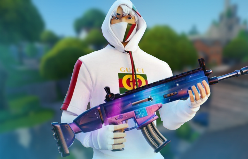 freetoedit fortnite gucci ikonik