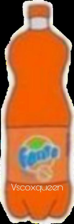 fanta orange aesthetic vsco vscoxqueen freetoedit