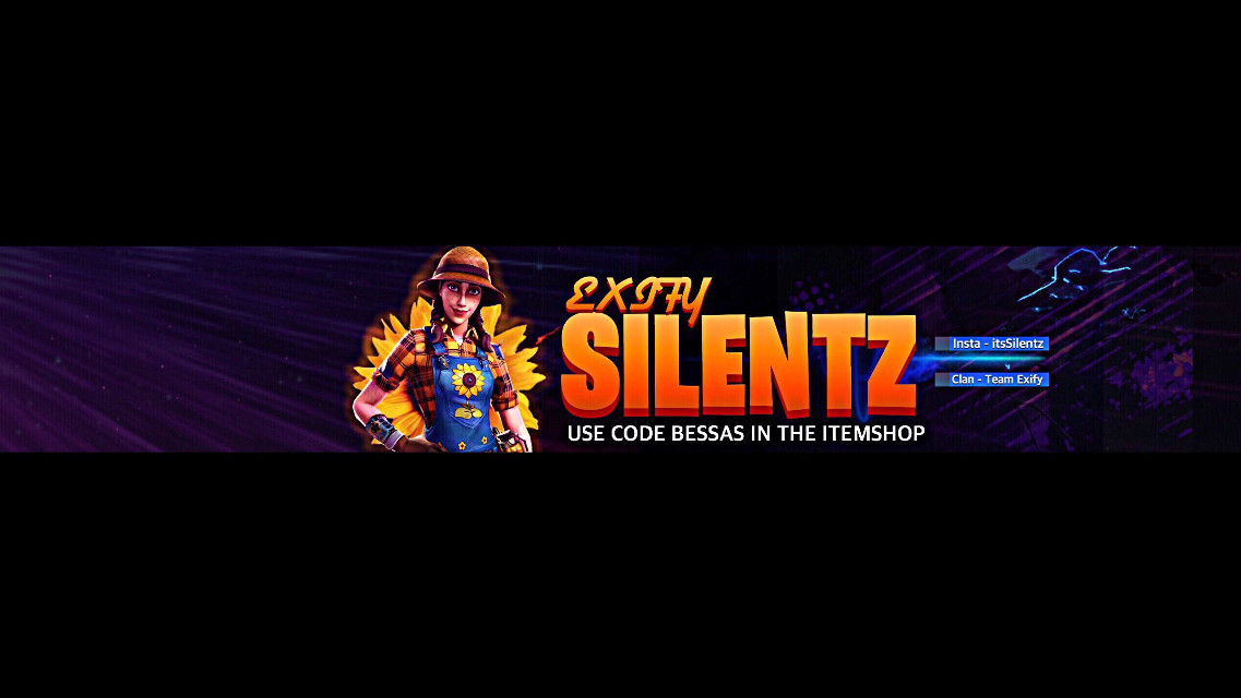If you would like a FREE Fortnite Banner, Follow These Steps: Step 1: Follow My Insta - drabstrakt Step 2: Subscribe To ExifyAbstrakt  Step 3: Use Code Abstrakt in the itemshop Step 4: Comment when your done #fortnite #fortniteskin #fortnitebanner #fortnitelogo  #freetoedit
