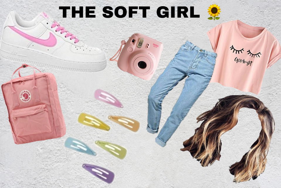 #the #soft #Girl  #freetoedit