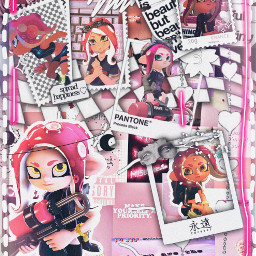freetoedit lillyhits200 splatoon2 octolinggirl