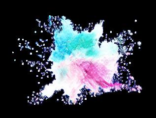 splash ink color الوان لون freetoedit