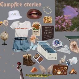 freetoedit campfie stories campfirestories camping