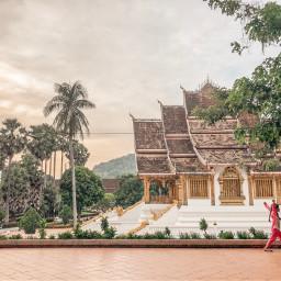 luangprabang laos temples freetoedit