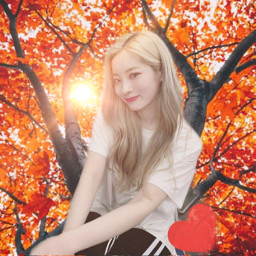 dahyun twice autumn fall kpop