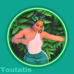 freetoedit tootatis postbad green cercle