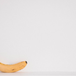 banana yummy food freetoedit