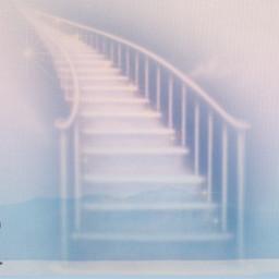 freetoedit stairs stairway escaleras cielo ircmanandnature