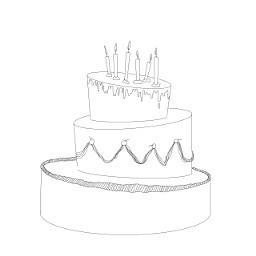 dcbakeacake bakeacake birthdaycake freetoedit