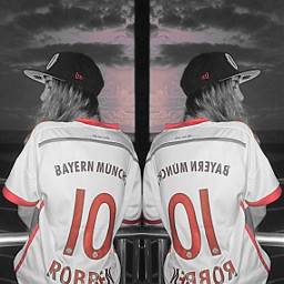 truelove red soccer fcb fcbayern freetoedit