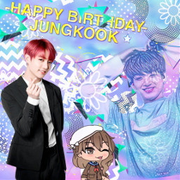 freetoedit junkookie september1 my mybirthdayseptember1