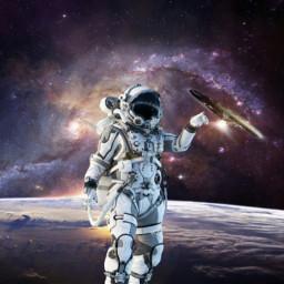freetoedit editedbyme space nebula madewithpicsart