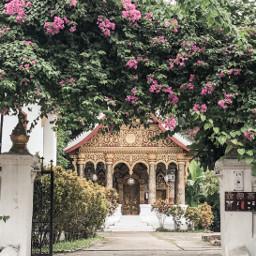 temples laos luangprabang freetoedit